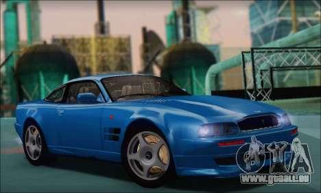 Aston Martin V8 Vantage V600 1998 pour GTA San Andreas