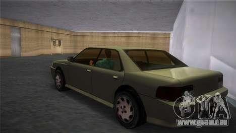 Sultan from GTA San Andreas pour une vue GTA Vice City de la gauche