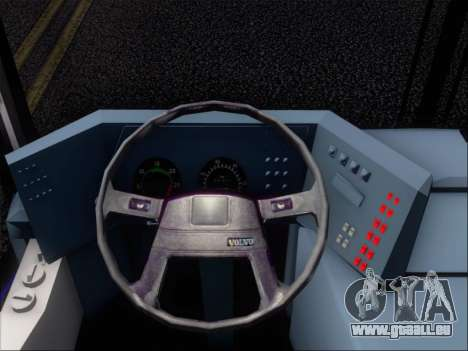 Marcopolo Turin G4 LN 1993 Victoria Regia pour GTA San Andreas roue