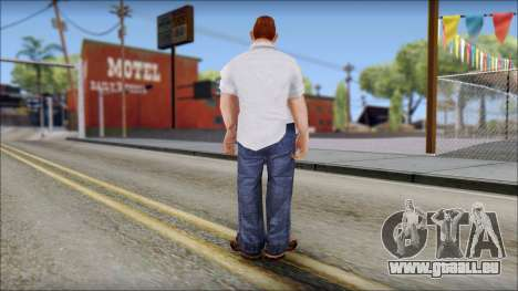 Russell from Bully Scholarship Edition für GTA San Andreas dritten Screenshot