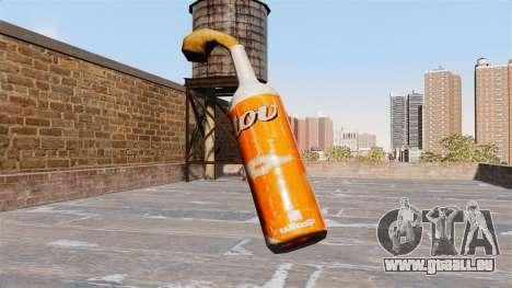 Der Molotow-Cocktail-Molotow-Cocktail- für GTA 4 Sekunden Bildschirm