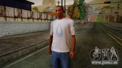 Void T-Shirt pour GTA San Andreas