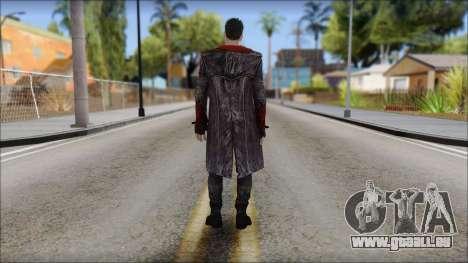 Dante DMC Reboot für GTA San Andreas zweiten Screenshot