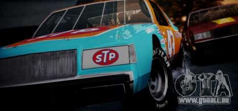 Buick Regal Hotring 1983 (IVF) für GTA San Andreas Rückansicht