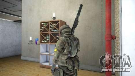 Assault pour GTA 4 quatrième écran