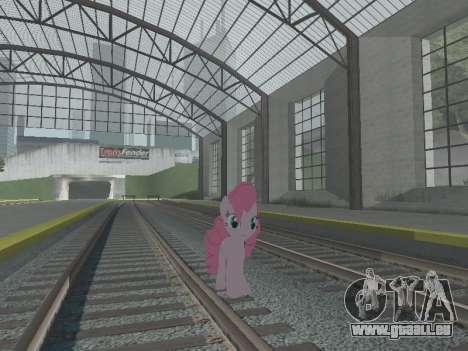 Pinkie Pie für GTA San Andreas sechsten Screenshot