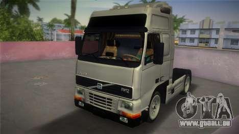 Volvo FH12 Custom pour GTA Vice City