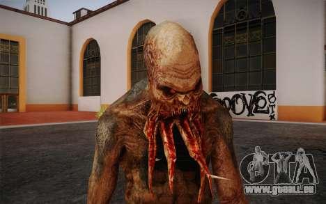Bloodsucker from S.T.A.L.K.E.R. für GTA San Andreas dritten Screenshot