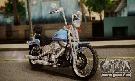 Harley-Davidson FXSTS Springer Softail pour GTA San Andreas