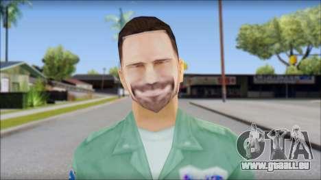 Billy Mays pour GTA San Andreas troisième écran