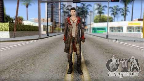 Dante DMC Reboot pour GTA San Andreas
