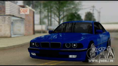 BMW 740i E38 für GTA San Andreas