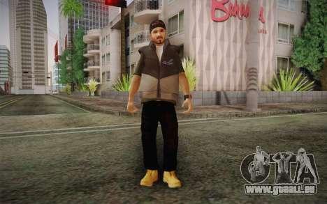 Civil v1 pour GTA San Andreas