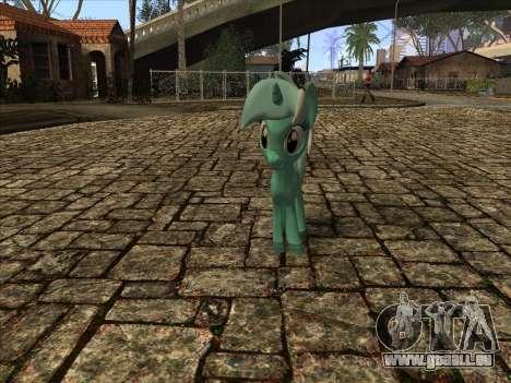Lyra pour GTA San Andreas