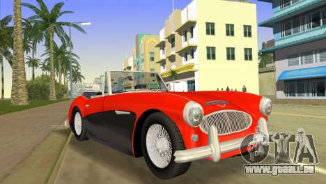 Austin-Healey 3000 Mk III für GTA Vice City