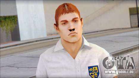 Russell from Bully Scholarship Edition pour GTA San Andreas