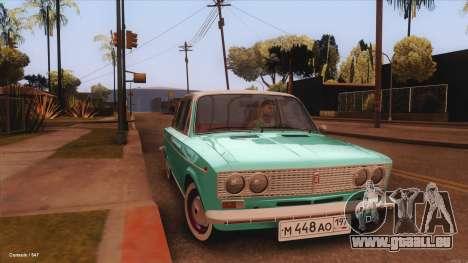 VAZ 2103 la Havane pour GTA San Andreas
