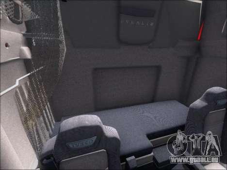 Iveco Stralis HiWay 560 E6 6x4 pour GTA San Andreas moteur