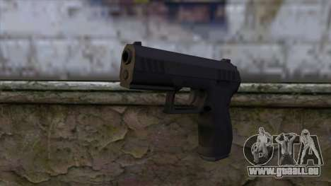 Combat Pistol from GTA 5 v2 pour GTA San Andreas
