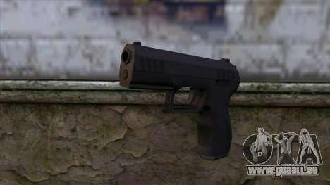Combat Pistol from GTA 5 v2 pour GTA San Andreas
