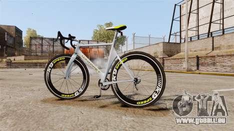 GTA V Whippet Race Bike pour GTA 4 est une gauche