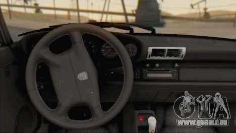 Porsche 911 GT2 (993) 1995 V1.0 SA Plate pour GTA San Andreas sur la vue arrière gauche