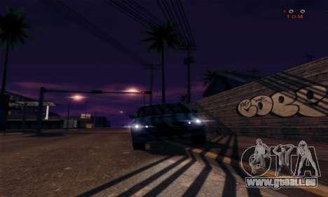 [ENB] Kings of the streers für GTA San Andreas fünften Screenshot