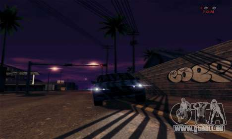 [ENB] Kings of the streers pour GTA San Andreas cinquième écran