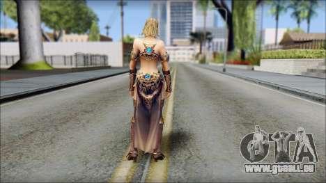 Elementalist Soul pour GTA San Andreas deuxième écran