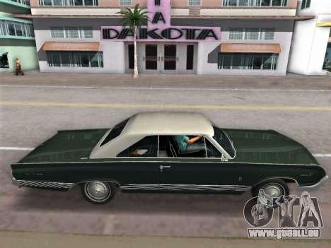 Mercury Park Lane 1964 für GTA Vice City rechten Ansicht