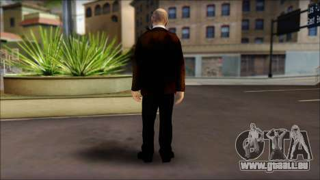 Ernesto für GTA San Andreas zweiten Screenshot