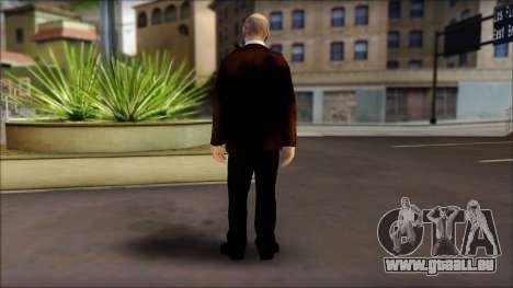 Ernesto pour GTA San Andreas deuxième écran