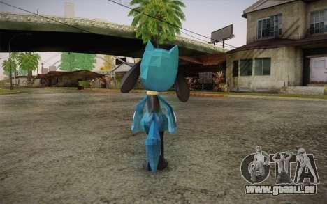 Riolu from Pokemon für GTA San Andreas zweiten Screenshot