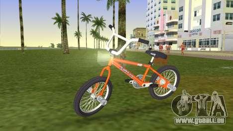 BMX from GTA San Andreas pour GTA Vice City