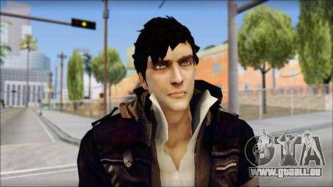 Unhooded Alex from Prototype pour GTA San Andreas troisième écran