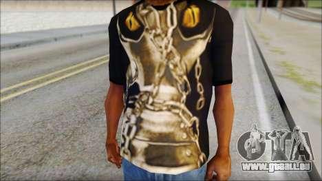 Randy Orton T-Shirt für GTA San Andreas dritten Screenshot