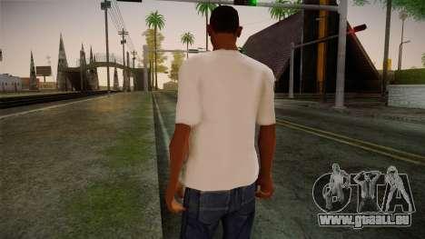 Lostsaga T-Shirt für GTA San Andreas zweiten Screenshot