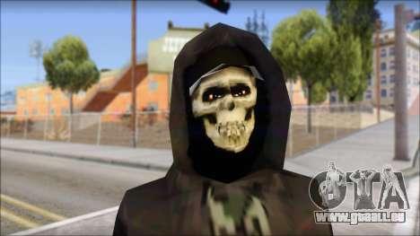 Manhunt Skin pour GTA San Andreas troisième écran