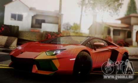 Lamborghini Aventador TT Ultimate Edition pour GTA San Andreas