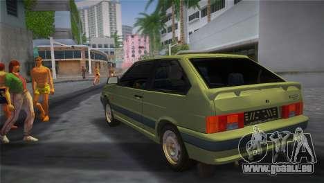 Die VAZ-2113 für GTA Vice City linke Ansicht