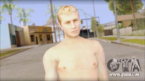 Beach Character 2 für GTA San Andreas dritten Screenshot