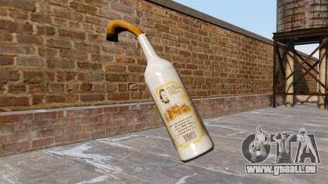 Le Cocktail Molotov-Petrov- pour GTA 4 secondes d'écran