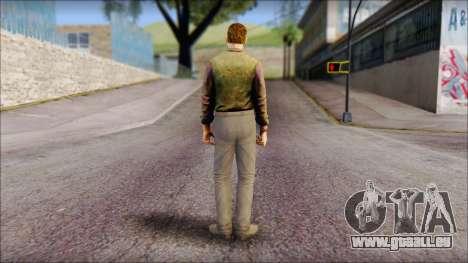 Male Civilian pour GTA San Andreas deuxième écran
