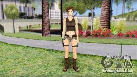 Best Lara Croft pour GTA San Andreas