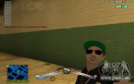 C-HUD Expert pour GTA San Andreas