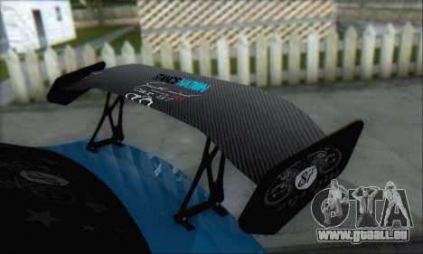 Subaru Impreza WRX STI 2010 für GTA San Andreas Seitenansicht