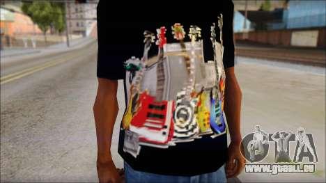 Guitar T-Shirt Mod v2 für GTA San Andreas dritten Screenshot