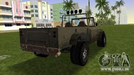 Bodhi from GTA 5 pour une vue GTA Vice City de la gauche