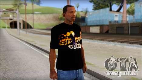 Ghost Rider T-Shirt für GTA San Andreas