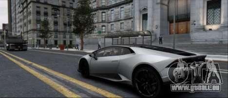 V.I.P ENB für GTA 4 sechsten Screenshot